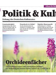 Politik & Kultur 02 2016