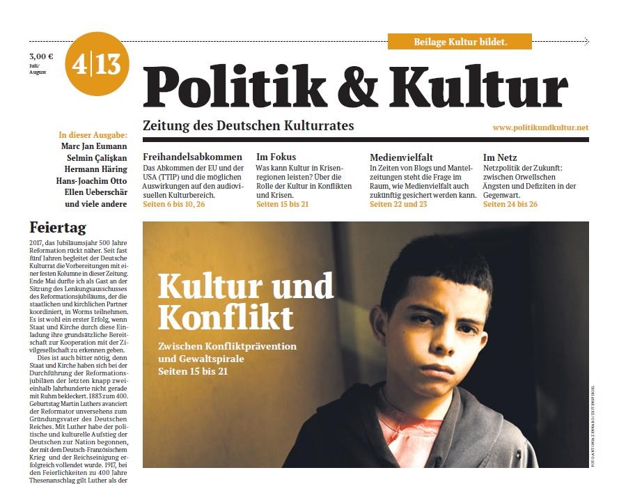 P&K 4_2013 Titel