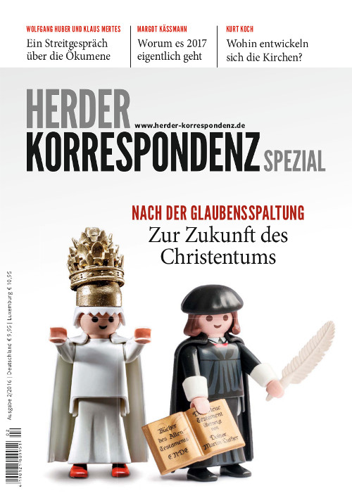 Herder Korrespondenz Spezial 2016