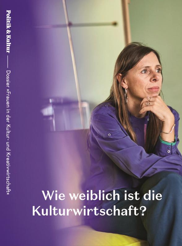 Titel_Frauen Kulturwirtschaft